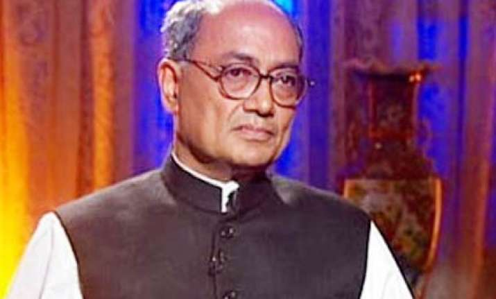 digvijay says he agrees with rss chief s statement on