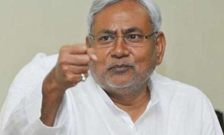 nitish the chanakya of bihar politics has his task cut out