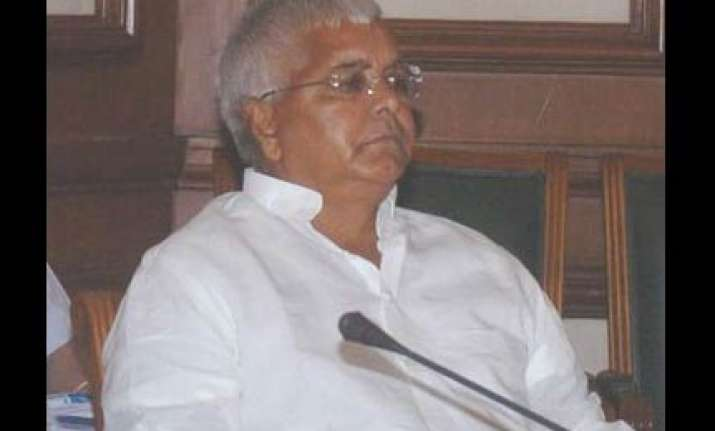 lalu eyes caste census women s bill as poll issues