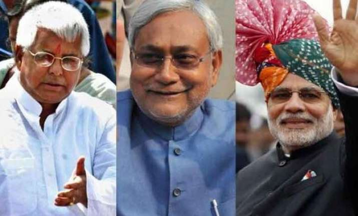bihar polls campaigning for first phase election ends today