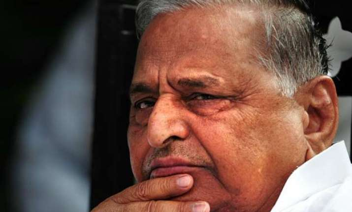 ncp quits third front cites mulayam s pro bjp statement