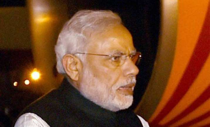 pm narendra modi to discuss land bill in niti aayog s