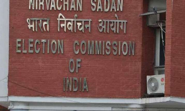 ec gets report on haryana government s clearance to vadra