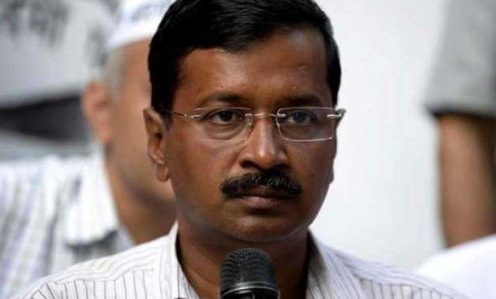 dalit student s suicide case kejriwal asks pm to sack irani