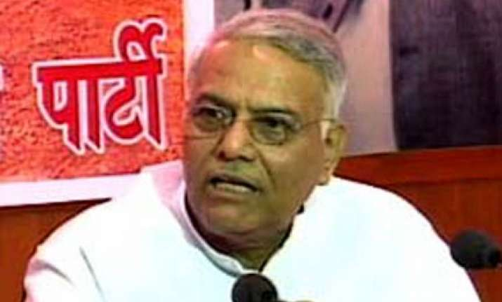 we don t want growth that fuels inflation yashwant sinha