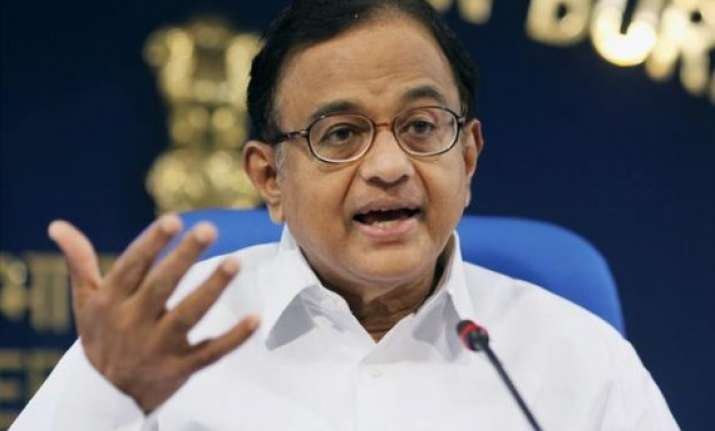 swachh bharat is nothing but a upa scheme p chidambaram