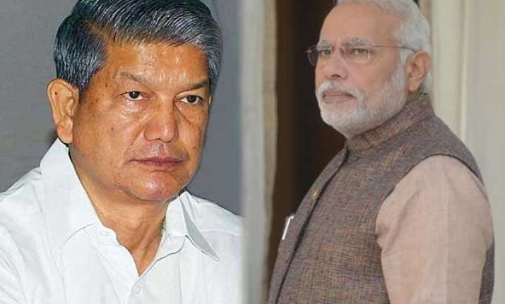 harish rawat to invite pm to take part in char dham yatra
