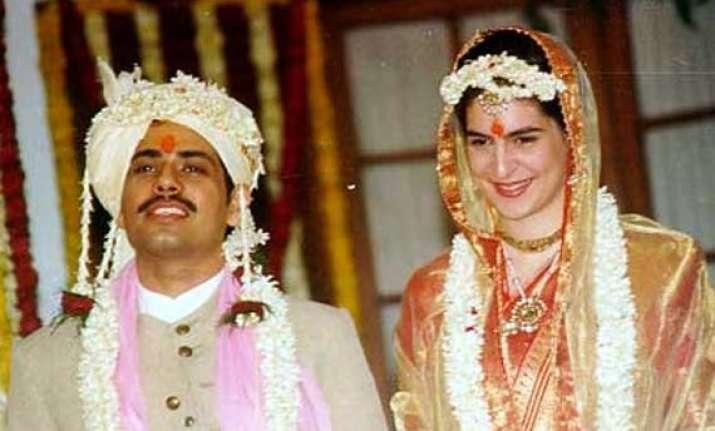 jab they met priyanka and robert vadhera