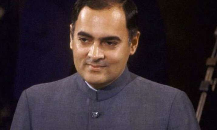 rajiv gandhi remembered on 71st birth anniversary