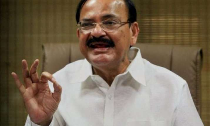 confident of bjp coming to power in maharashtra naidu