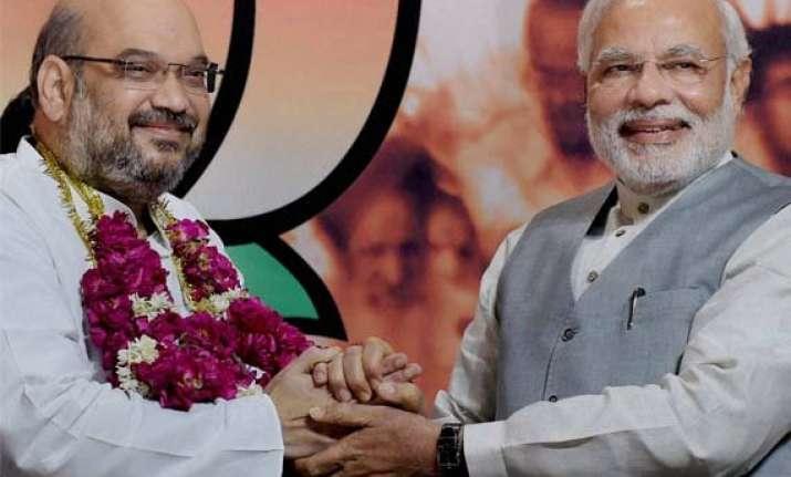 modi s charisma amit shah s strategy land haryana to bjp