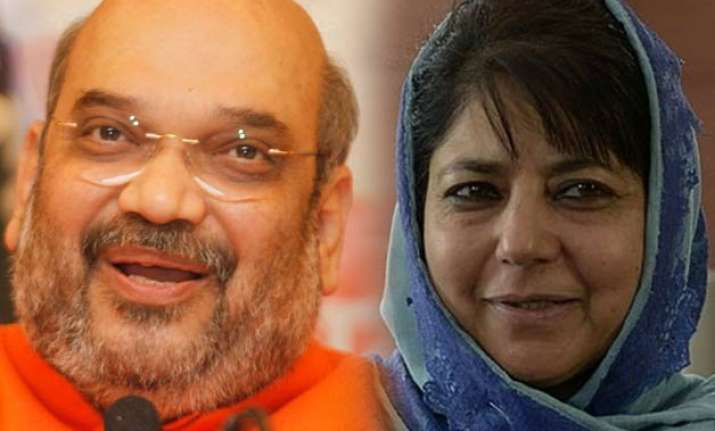 no differences in pdp bjp on government formation in j k
