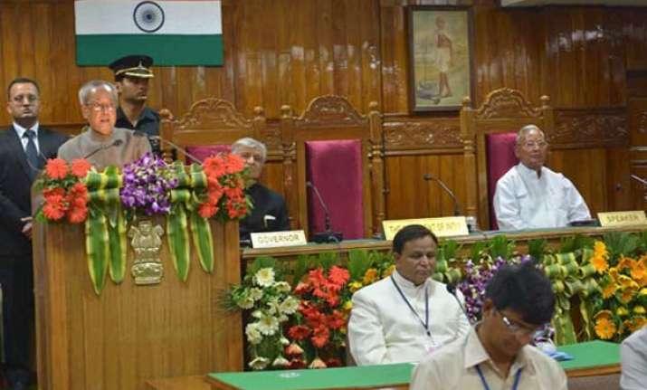 legislators must give voice to grievances of public pranab