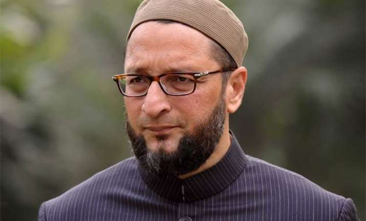 asaduddin owaisi questions growth with justice model of