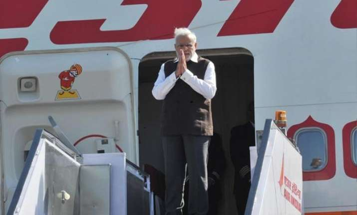 pm modi embarks on germany tour today to promote make in