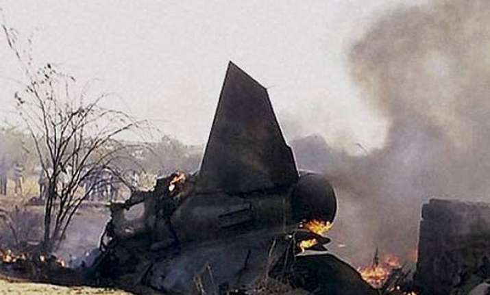 20 iaf fighter aircraft crashed in last 3 years manohar