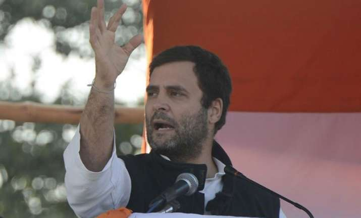 dissent grows in congress over rahul gandhi s possible