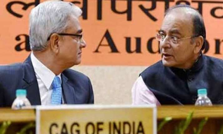 jaitley asks cag not to sensationalise its findings to get