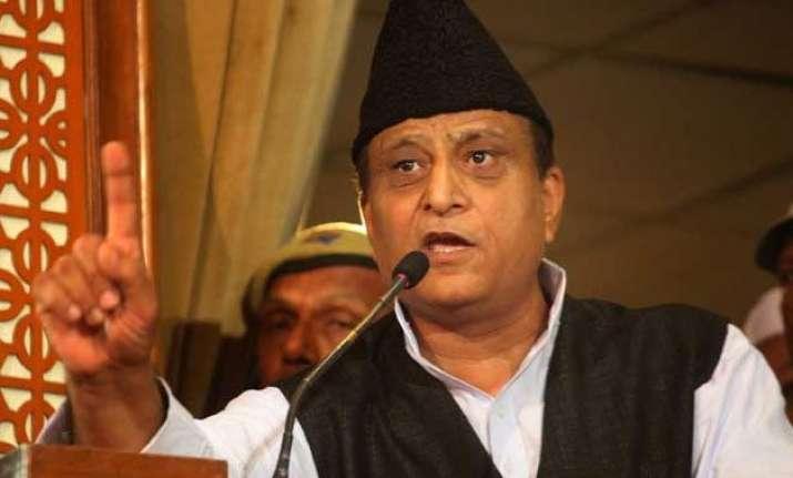 azam khan demands ban on beef serving five state hotels