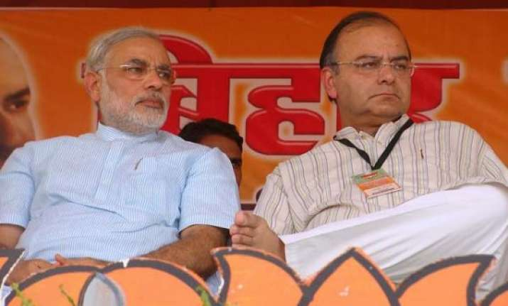 jaitley is richest minister modi has assets of rs 1.26 crore