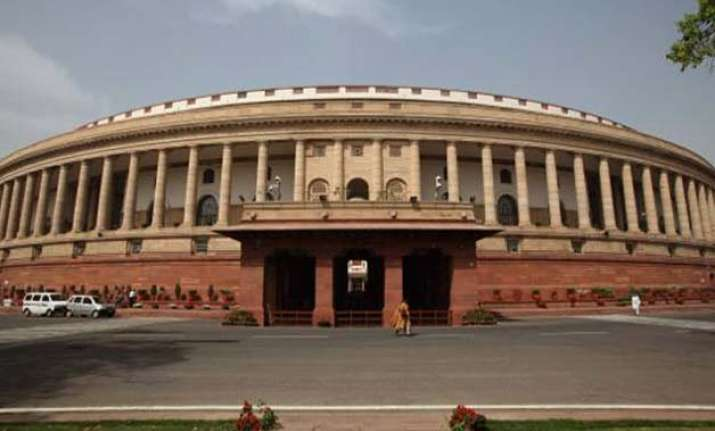 washout in parliament over lalitgate vyapam issues