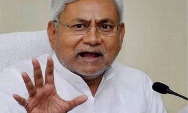 nitish to re start his janata darbar from february 1
