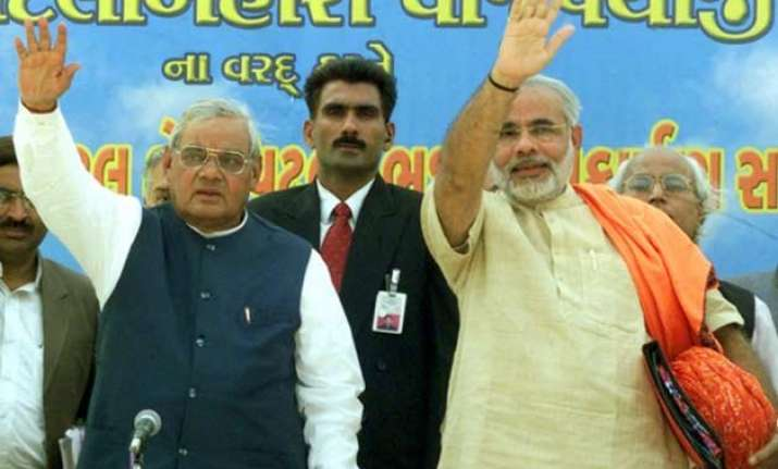 pmo declines rti application seeking modi atal letters