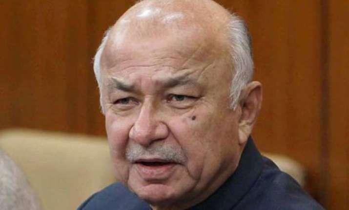 afzal guru not hanged for political reasons shinde