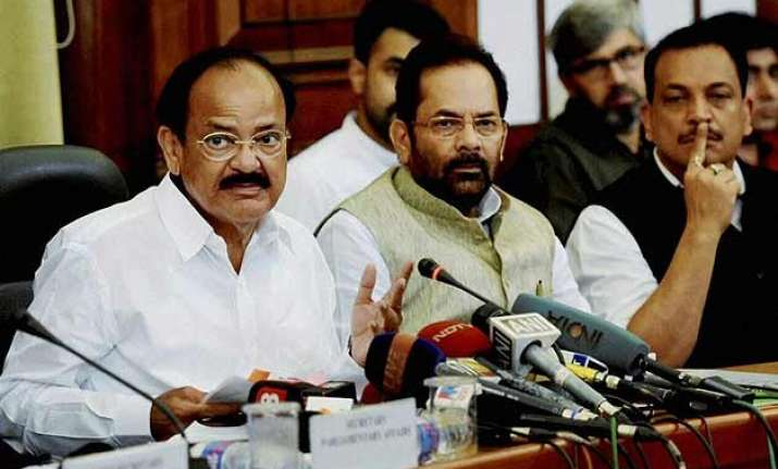 government may reconvene monsoon session in september