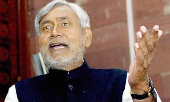 nitish takes dig at rjd for encouraging cross voting
