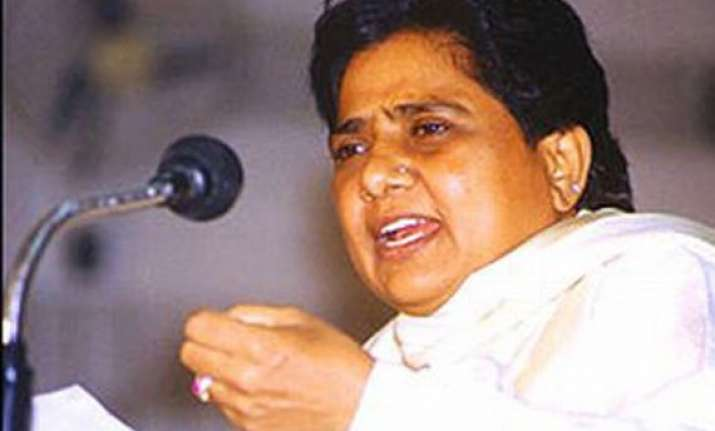 haryana polls mayawati bats for non jat cm in haryana