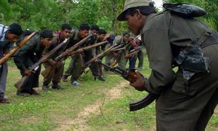 seven maoists arrested in bihar ahead of assembly polls