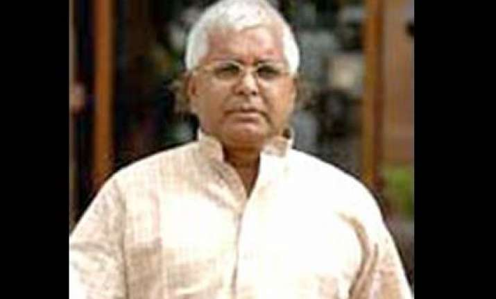 lalu hits out at nitish bjp