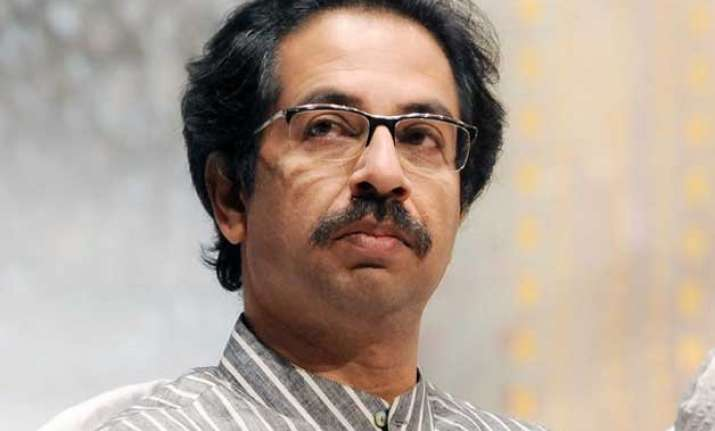 land bill not a bjp shiv sena issue says uddhav