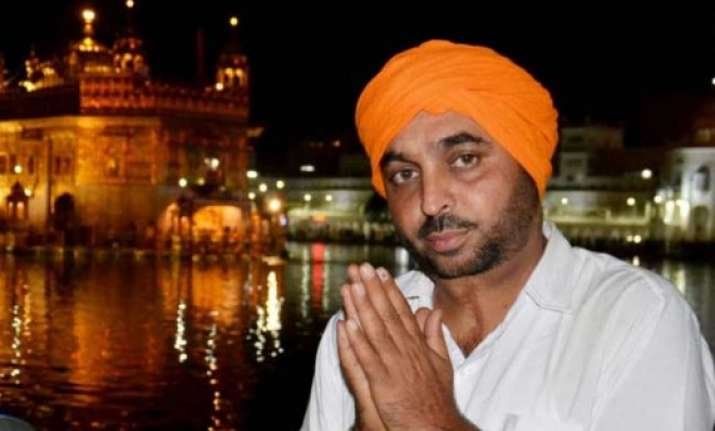 bhagwant mann the comedian turned aap mp from punjab