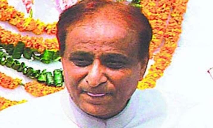 sp revokes suspension of azam khan