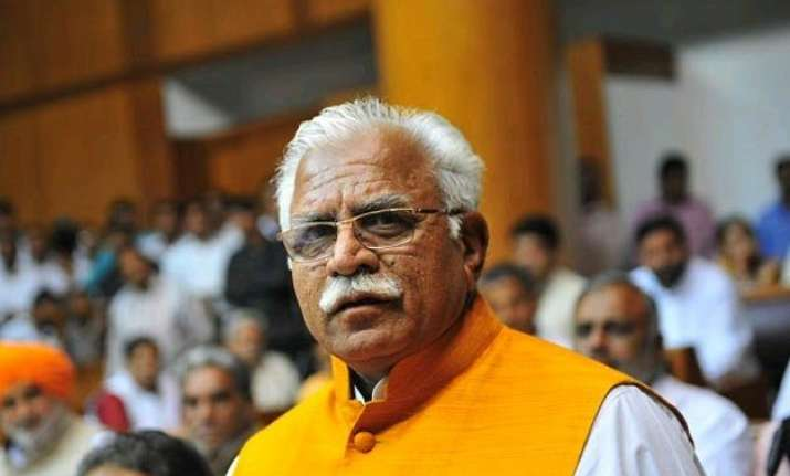 mutual cooperation between india pak a big asset khattar