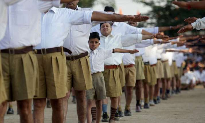 90 years of rss 9 facts about sangh