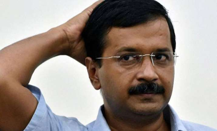 get ready to go to jail bjp warns arvind kejriwal