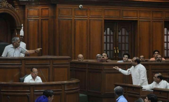 prasanna kumar suryadevara new secretary of delhi assembly