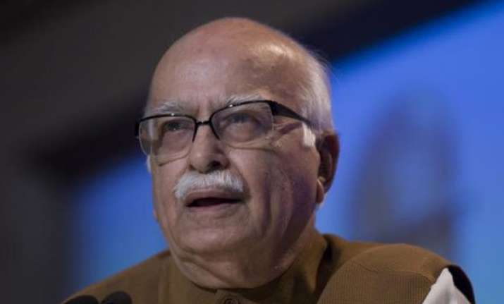 b day special l k advani the sidelined patriarch who built