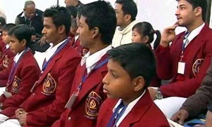 modi honours braveheart children with national awards