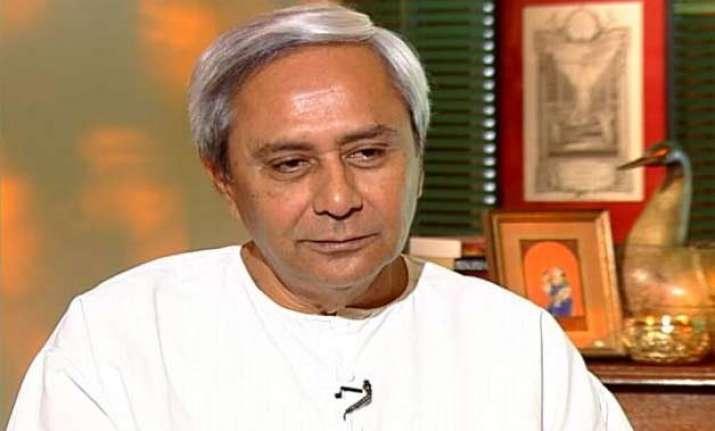 congres bjp demand odisha cm s resignation
