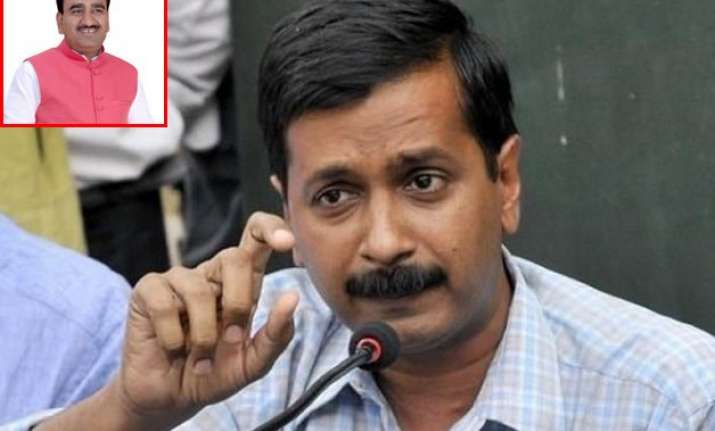 will gherao cm kejriwal if ndmc funds not released mayor
