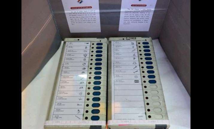 delhi poll over 110 firs lodged against pol parties for
