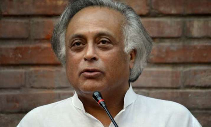 mahabharata will be fought over proposed land bill jairam