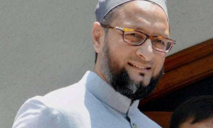 muslims deserve reservations says owaisi