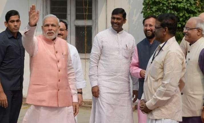 narendra modi to launch bjp s membership drive tomorrow