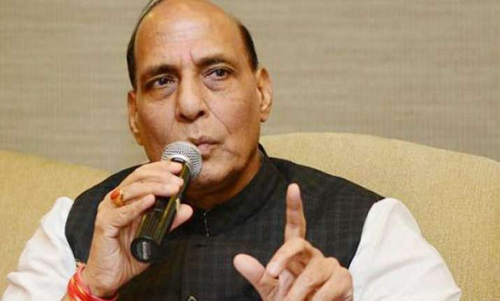 government wants foolproof coastal security system rajnath
