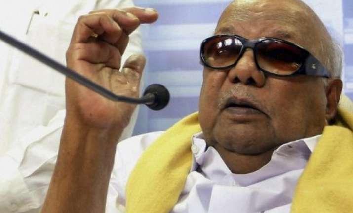 apprise pm on mood against rajapakse dmk tells bjp